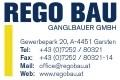 Logo: REGO BAU Ganglbauer GmbH