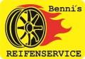 Logo Benni's Reifenservice  Inh.: Benjamin Jourez  Reifenhandel