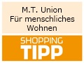 Logo M.T. Union  F�r menschliches Wohnen