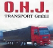 Logo: O.H.J. Transport GmbH
