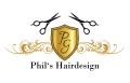 Logo: phil's hairdesign  Inh. Philipp Gruber