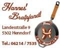Logo Bratpfandl  Johannes Kücher
