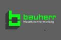 Logo Bauherr Maschinenvermietung GmbH