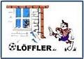 Logo: Glaserei-Spenglerei L�ffler