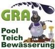 Logo GRA Bewässerungstechnik,  Pool- und Teichanlagen