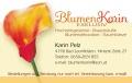 Logo Blumen Karin Exklusiv in 4190  Bad Leonfelden