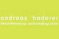 Logo: Andreas Haderer  Wirtschaftsberatungs- und Buchhaltungs GmbH