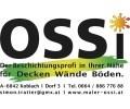 Logo Ossi der Beschichtungsprofi