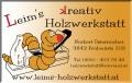 Logo Leim´s kreativ Holzwerkstatt
