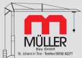 Logo: Ing. Andreas M�ller  Bau - GmbH