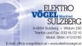 Logo: Elektro Vögel Manfred Vögel Manfred