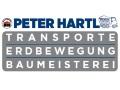 Logo Peter Hartl  Baumeister