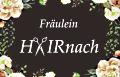 Logo Fräulein Hairnach