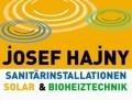 Logo Josef Hajny  Sanitärinstallationen  Solar & Bioheiztechnik