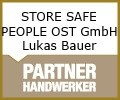 Logo: STORE SAFE PEOPLE OST GmbH Lukas Bauer