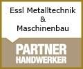 Logo Essl Metalltechnik & Maschinenbau