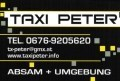 Logo Taxi Peter in 6067  Absam