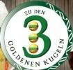 Logo Zu den 3 Goldenen Kugeln  Kraemer & Stangl GmbH