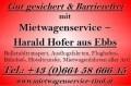 Logo Taxi Mietwagen  Harald Hofer