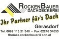 Logo: Dachdeckerei Rockenbauer