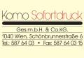 Logo: Komo Sofortdruck GesmbH & Co KG