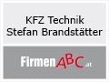 Logo KFZ Technik Stefan Brandstätter