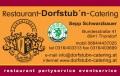 Logo Restaurant Dorfstub'n Catering