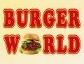Logo BURGER WORLD & Cafe