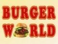 Logo: BURGER WORLD & Cafe