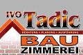 Logo Tadic Ivo  Bauunternehmen-Zimmerei