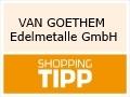 Logo VAN GOETHEM Edelmetalle GmbH