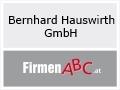 Logo: Bernhard Hauswirth GmbH