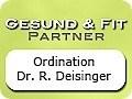 Logo: Ordination Dr. Rudolf Deisinger  Facharzt f�r Zahn-, Mund- und Kieferheilkunde