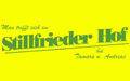 Logo Gasthaus Stillfrieder Hof in 2262  Stillfried