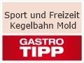 Logo Sport und Freizeit  Kegelbahn Mold