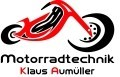 Logo Motorradtechnik  Klaus Aumüller