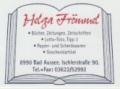 Logo Frömmel Helga Papier- und Buchhandel in 8990  Bad Aussee