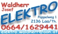 Logo: Elektro Waldherr
