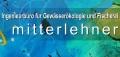 Logo: IBGF Mitterlehner  Ingenieurbüro für Gewässerökologie und Fischerei