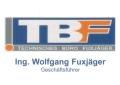 Logo: TBF  Technisches Büro Fuxjäger