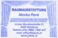 Logo: Raumausstatter  Monika Plenk