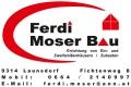 Logo Ferdi Moser Bau