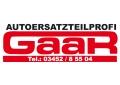Logo Autobedarf & Service Gaar