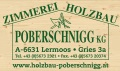 Logo Zimmerei – Holzbau Poberschnigg GmbH & CoKG