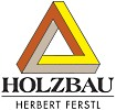 Logo: Holzbau  Herbert Ferstl