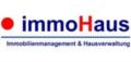 Logo: ImmoHaus  Immobilienmanagement & Hausverwaltung