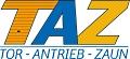 Logo T-A-Z  Tore - Antriebe - Z�une  Schorn Manfred