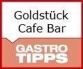 Logo Goldstück Cafe Bar