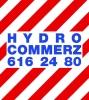 Logo: Hydrocommerz  Unger & Wrbka GesmbH