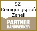 Logo: SZ-Reinigungsprofi Zeneli e.U.